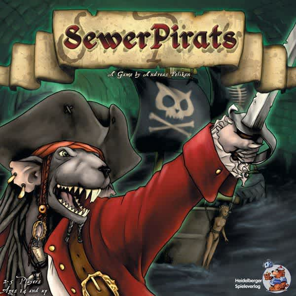 Sewer Pirats