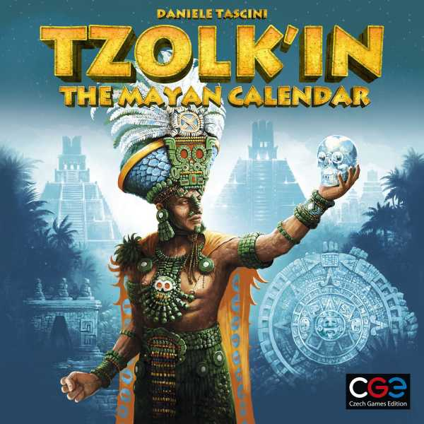 Tzolk'in: The Mayan Calendar