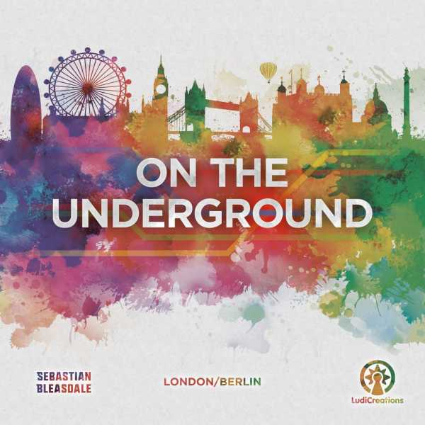 On the Underground: London/Berlin