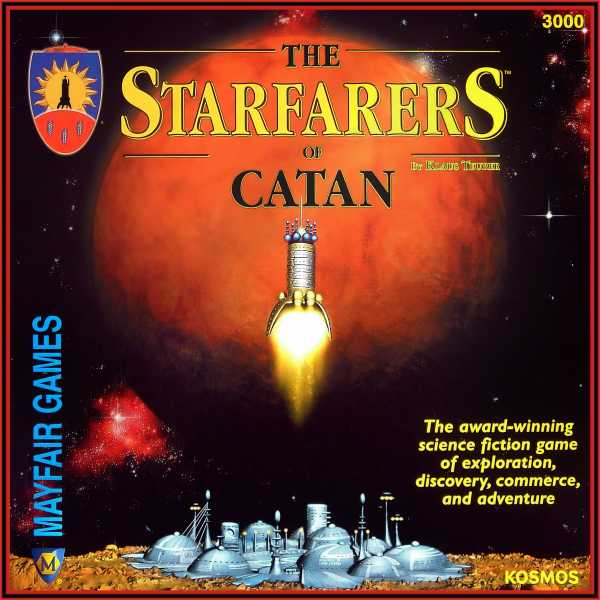 Starfarers of Catan