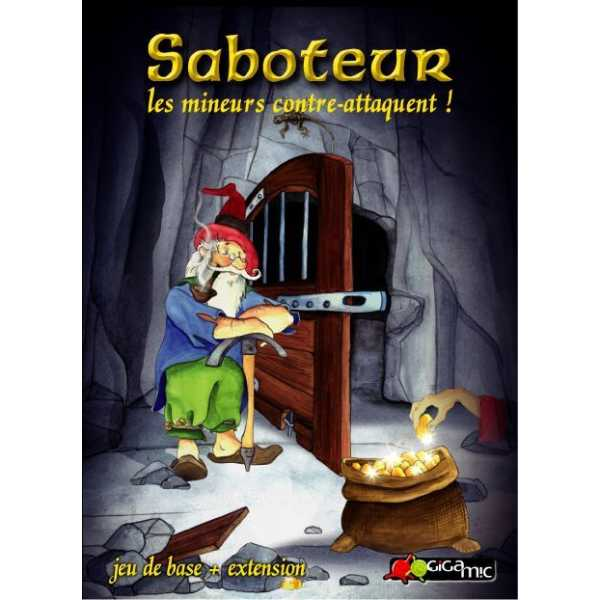 Saboteur (compilation editions)
