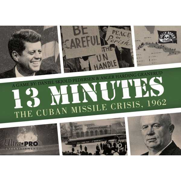 13 Minutes: The Cuban Missile Crisis, 1962