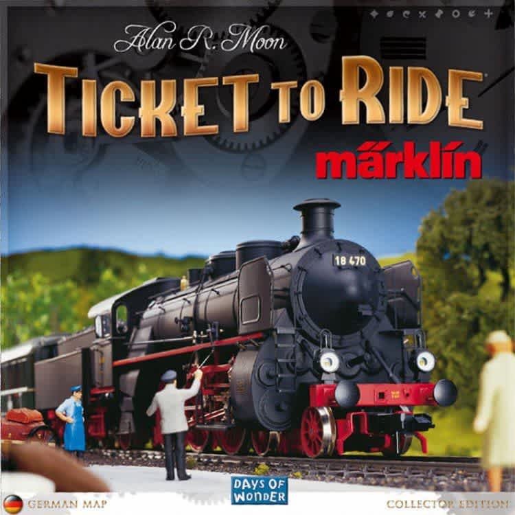 Ticket to Ride: Märklin
