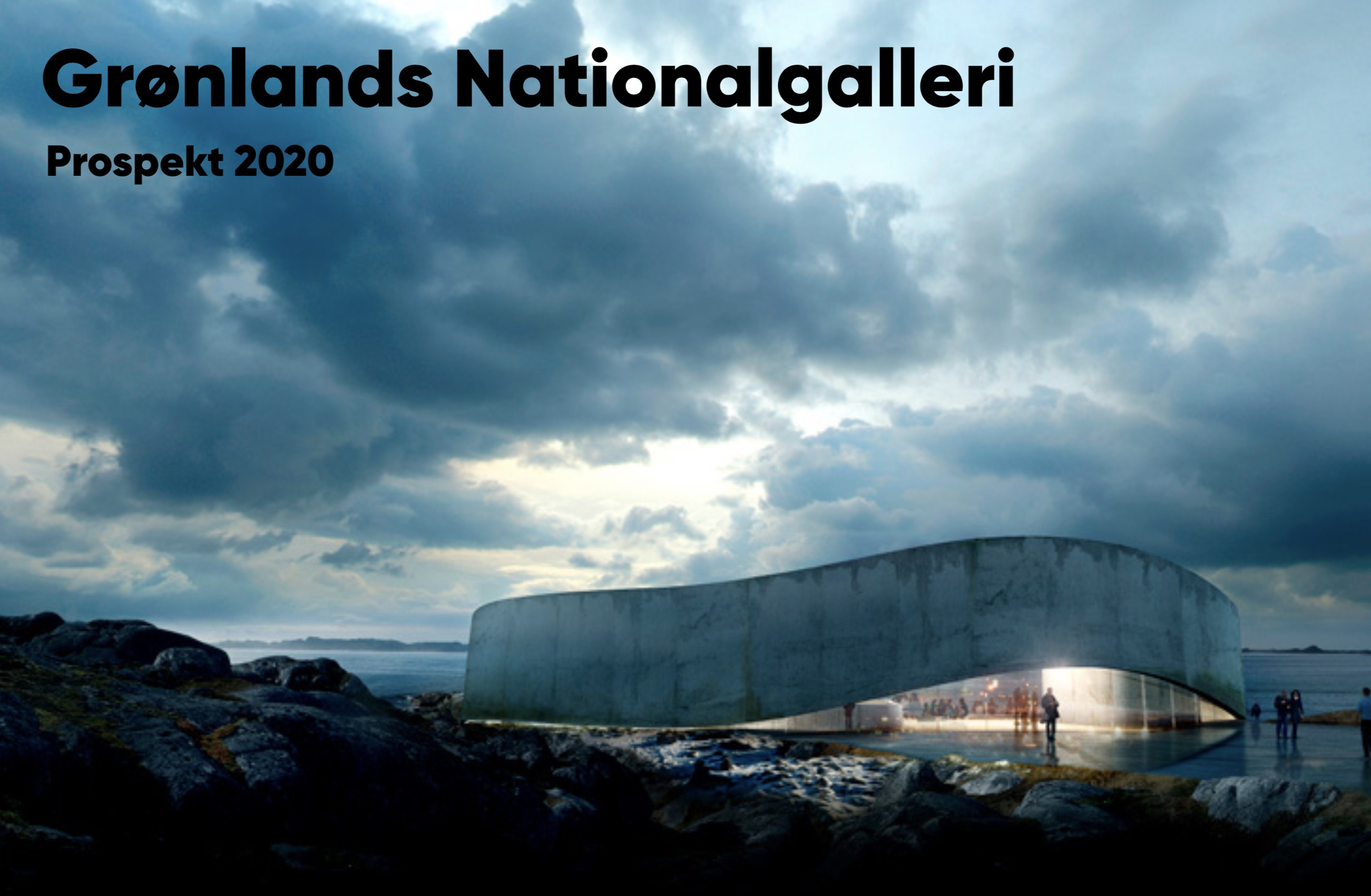 Grønlands Nationalgalleri - Prospekt 2020