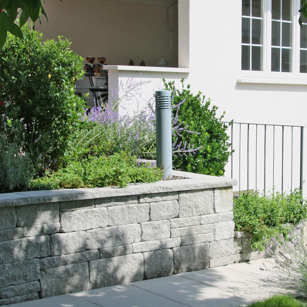 SANTURO® Landhausmauer   CREABETON BAUSTOFF AG
