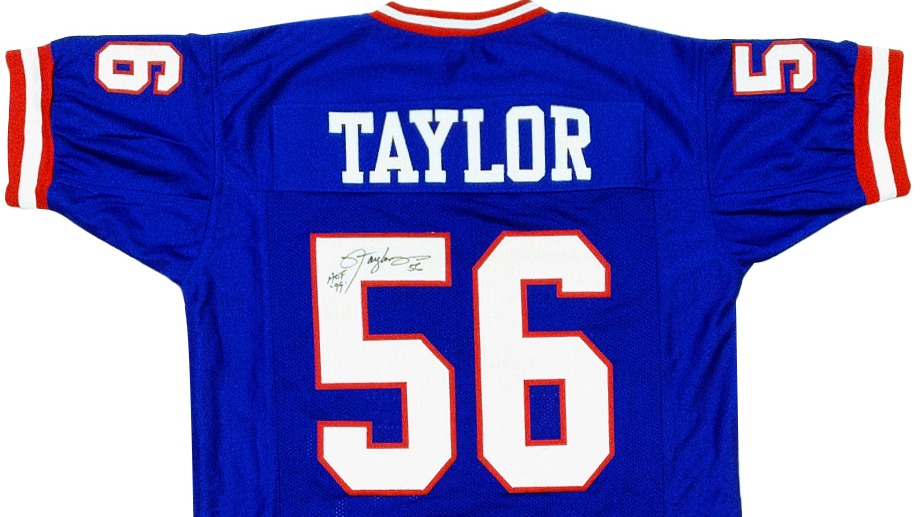 Lawrence Taylor Signed Jersey