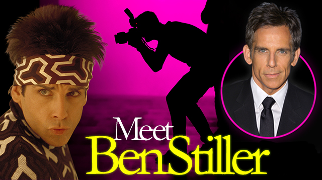 Win the Ultimate Derek Zoolander Experience with Ben Stiller