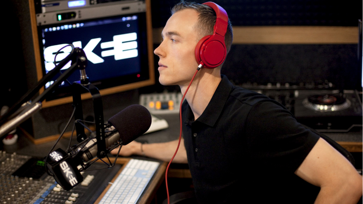 Meet DJ Skee, Tour Dash Radio & Interview on a Show in LA