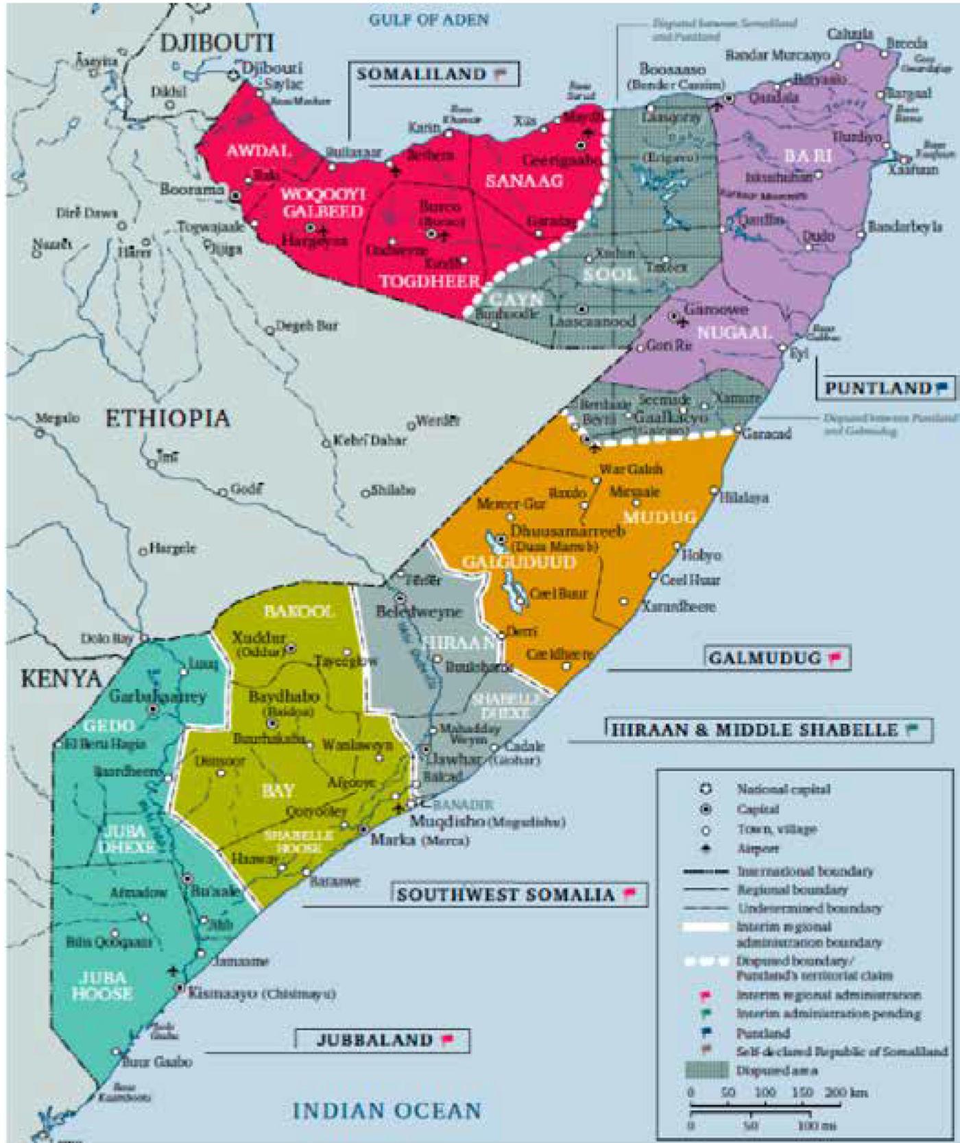 LPI Somalia - PAR map 2