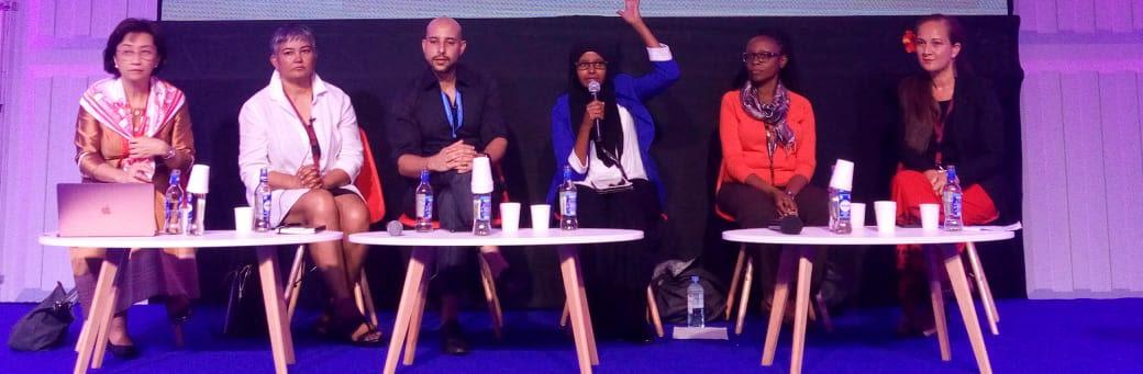Panel Discus