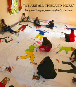"""We are all this, and more"" front cover"