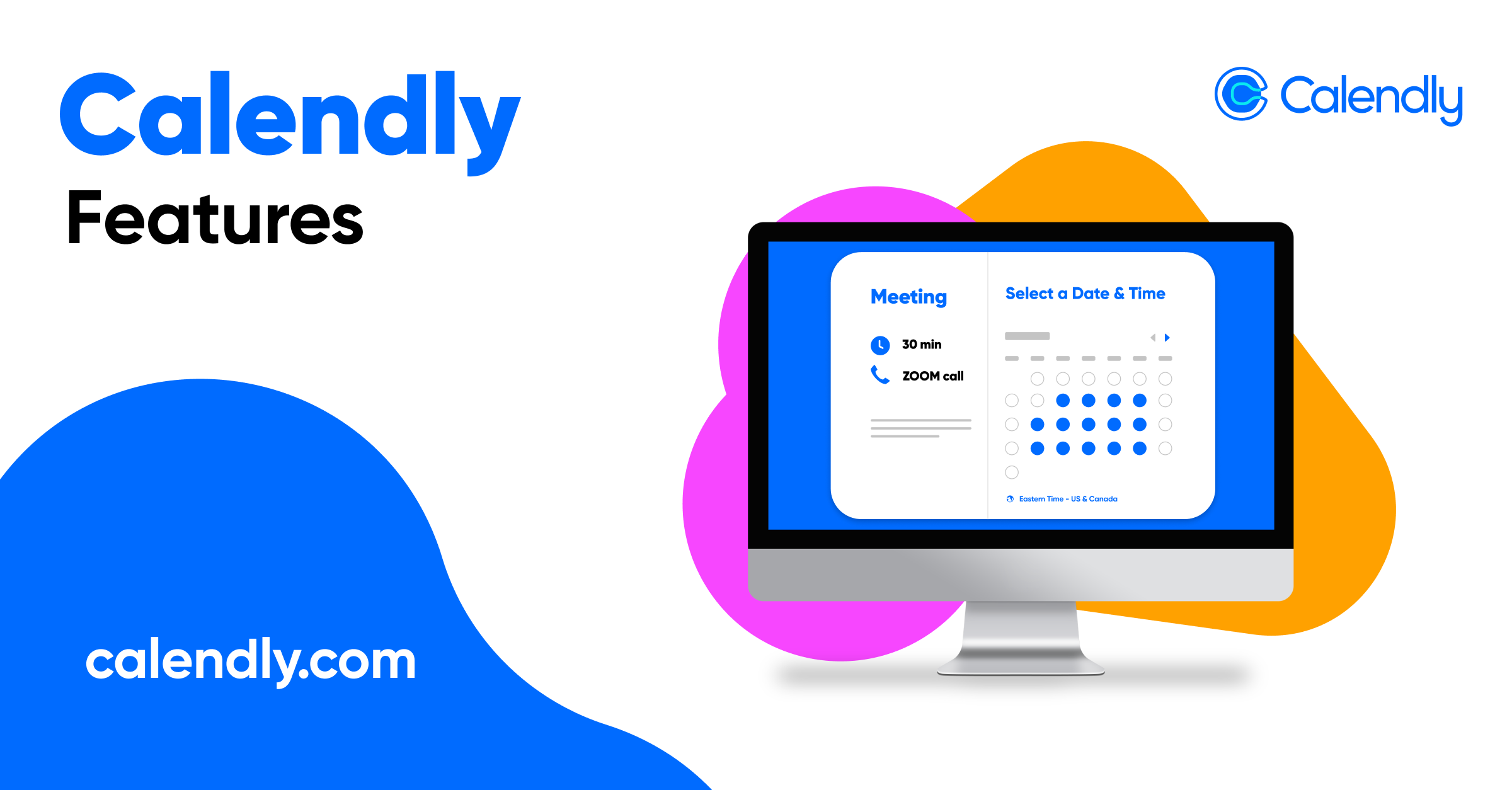 Product Features - Calendly