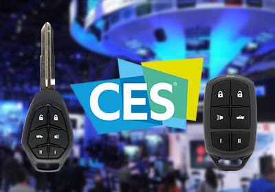 "AAPEX ""Best New Product"" Winner, Universal Car Keys, to debut at Consumer Electronics Show in Las Vegas."