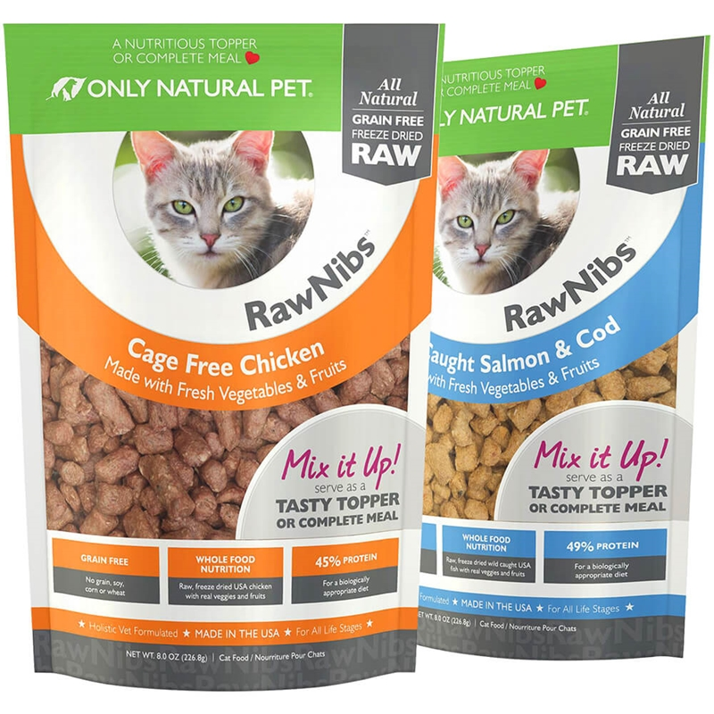 Freeze-Dried Raw Food for Cats