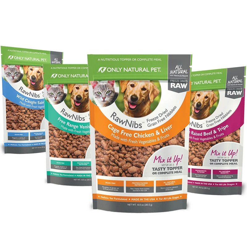 Freeze-Dried Raw Food for Dogs