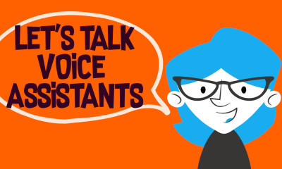 Let's talk voice assistants