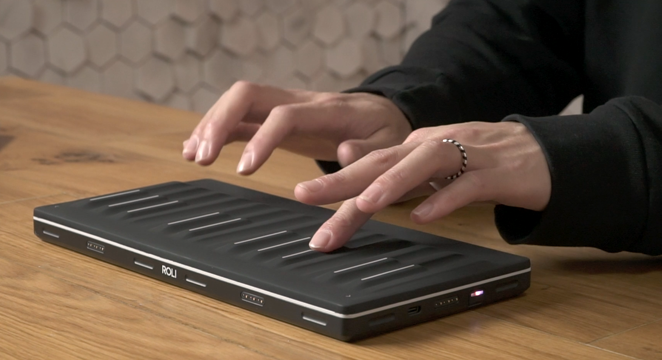 Serum: the latest MPE synth | ROLI