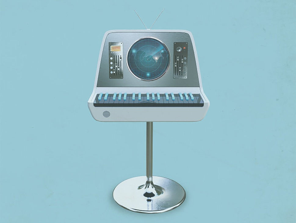 Enter Shikari Lightpad machine