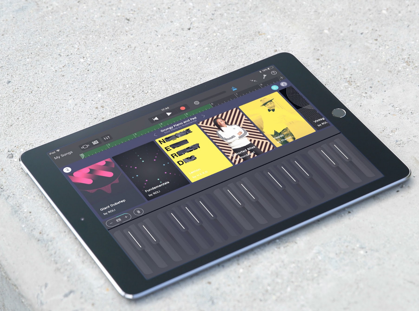 Very special effects come to NOISE | ROLI