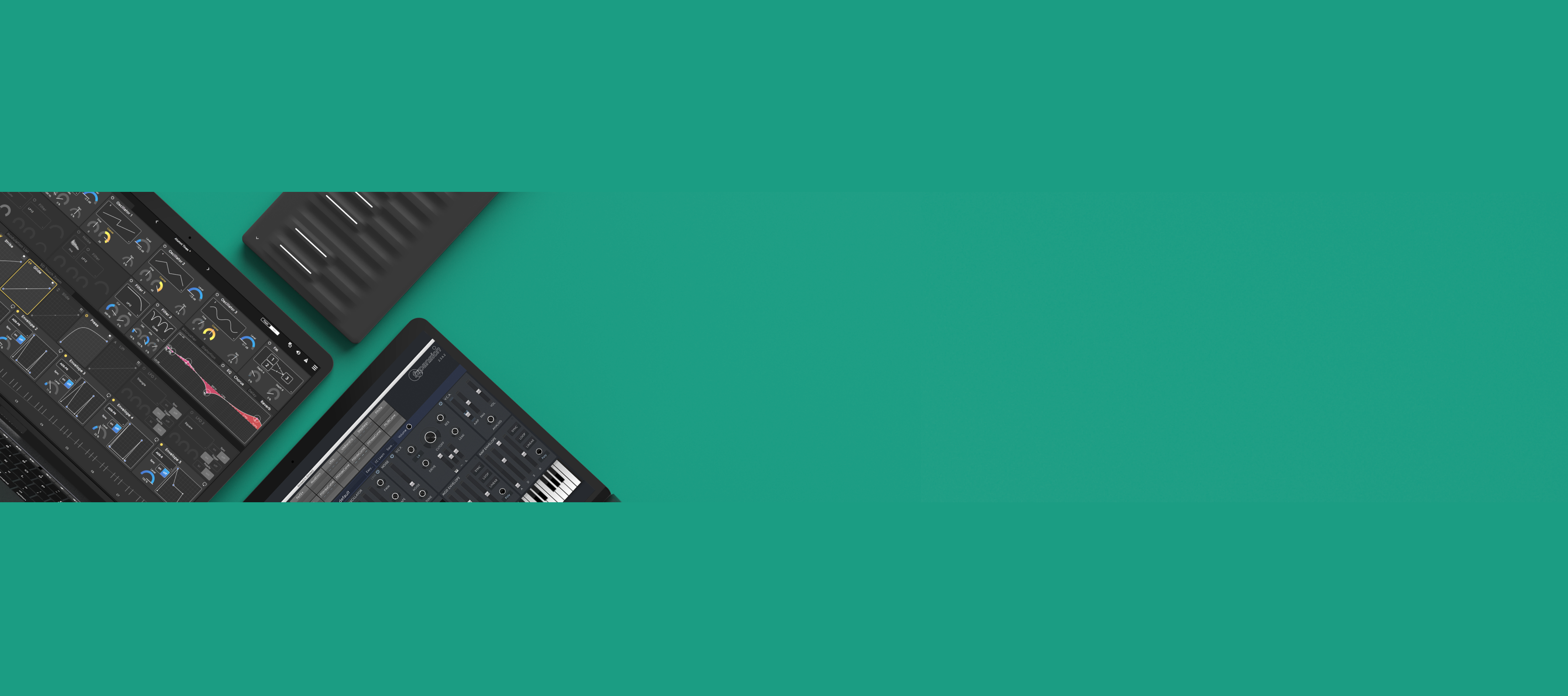 Seaboard Block - Super Powered Keyboard | ROLI