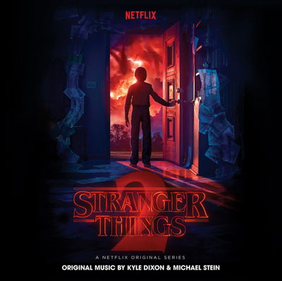 Stranger Things 2 album cover