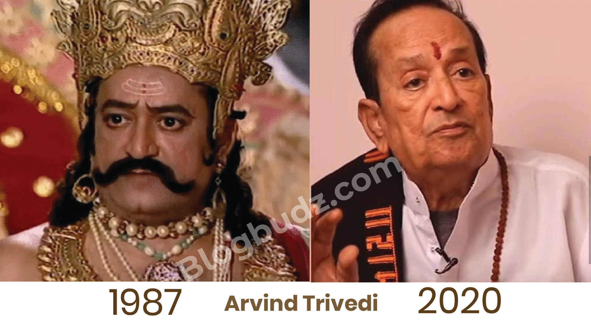 Ravana played character then and Now