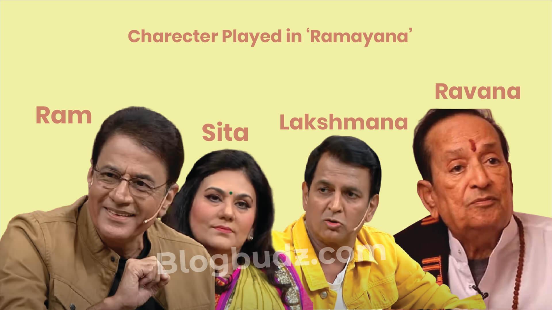 Ramayana Character