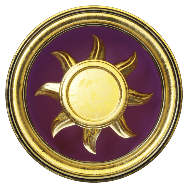 Season medallion