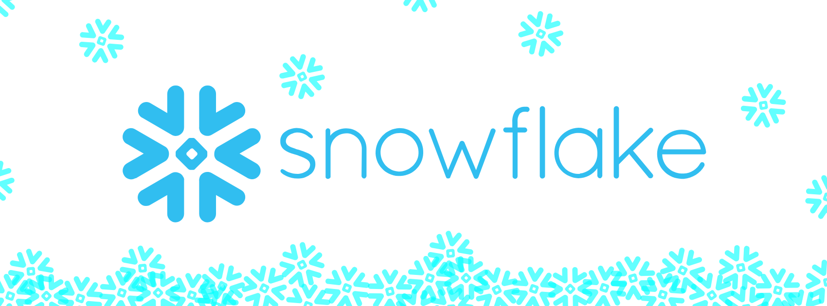 Snowflake: Causing an avalanche of data!