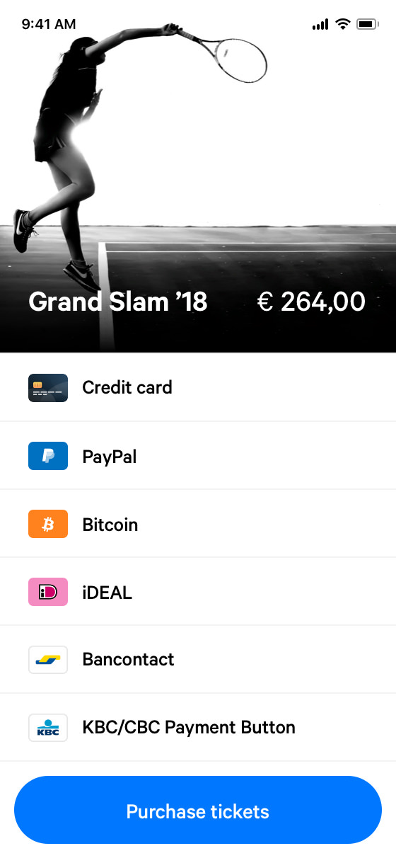 Mollie – Payments