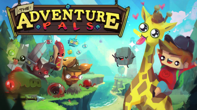 The Adventure Pals Title Picture