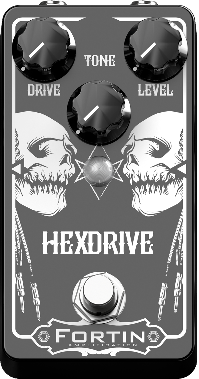 Fortin Cali > Pedals > Hexdrive image