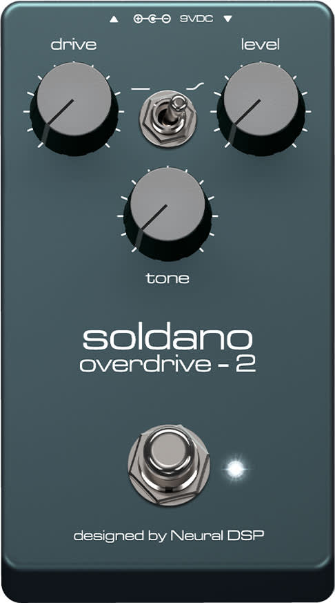 Soldano > Pre Effects > Overdrive 2