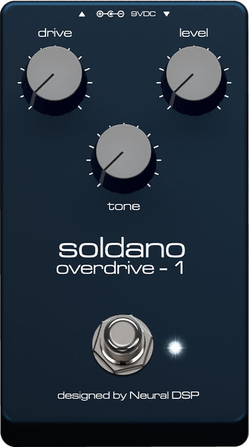 Soldano > Pre Effects > Overdrive 1