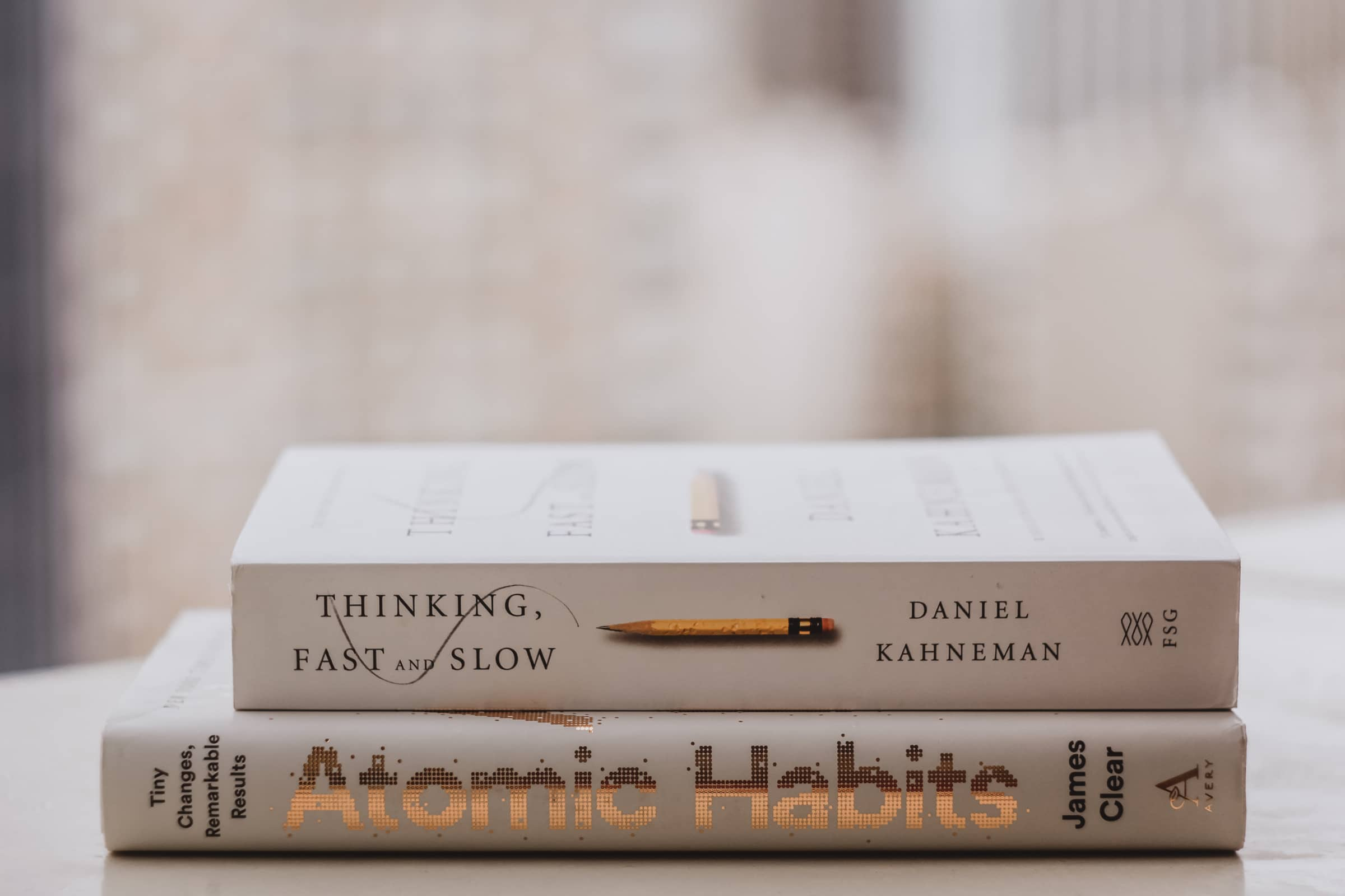 3 Ideas from Atomic Habits by James Clear