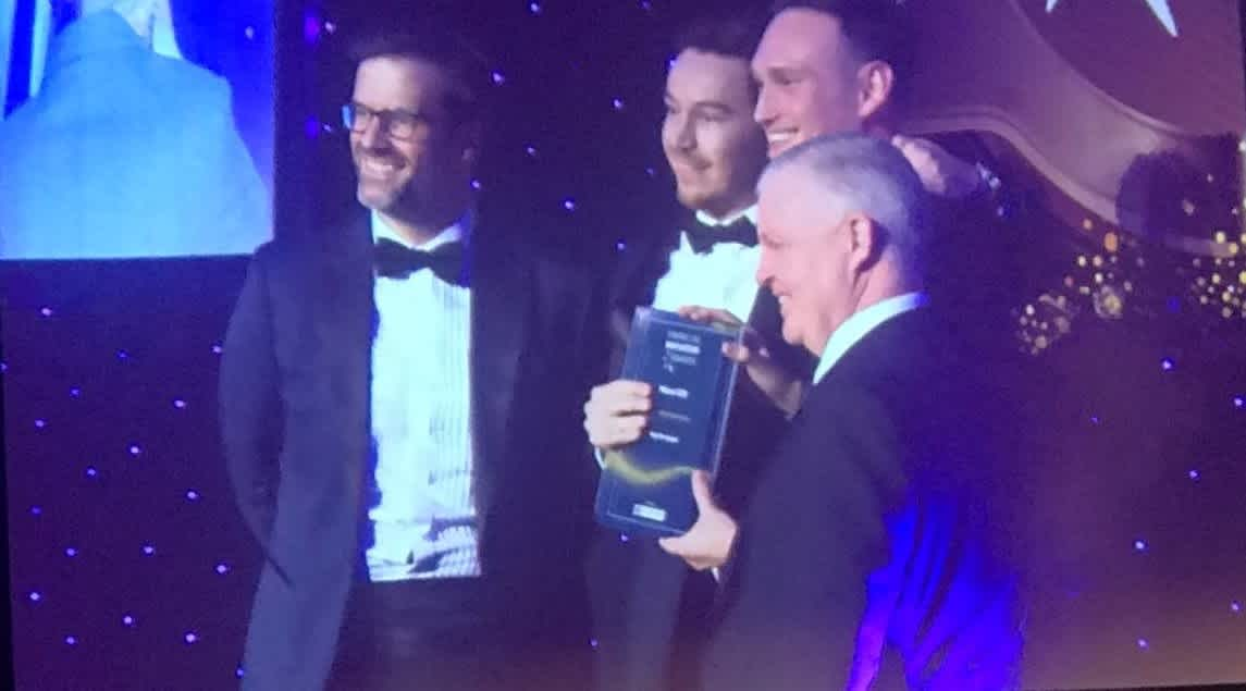 Mojo Mortgages wins 'Most Promising Financial Start-Up of the Year'
