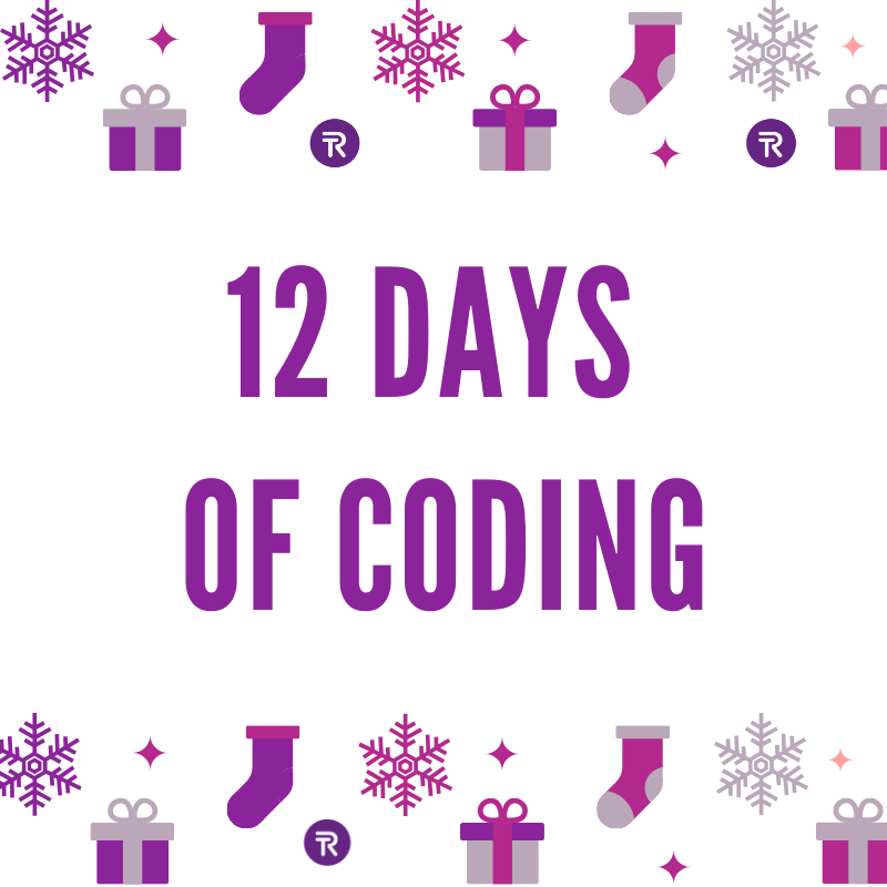 12 Days of Coding