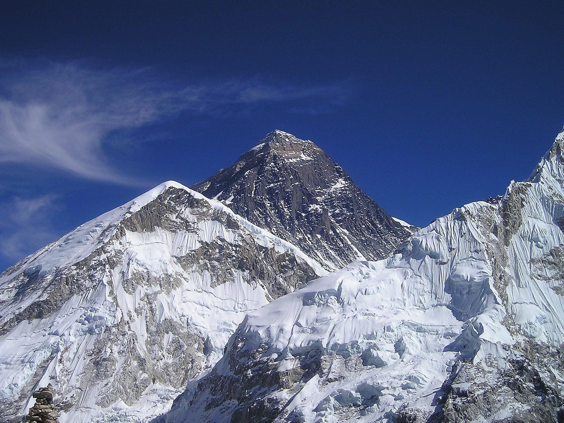 Your Journey Into Tech: Week 1 - We can't climb Mount Everest - yet!