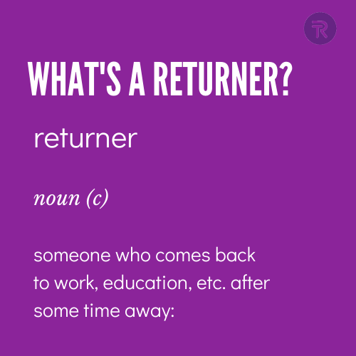 what's a returner anyway?