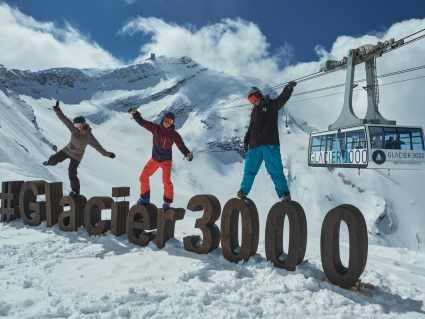 Glacier 3000