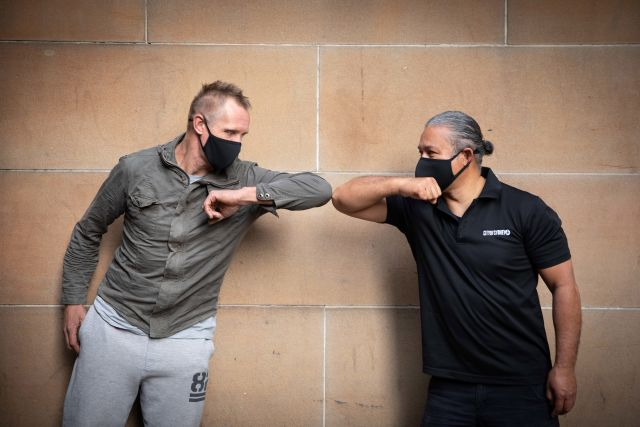 Free Masks For Our City S Most Vulnerable People City Of Sydney News