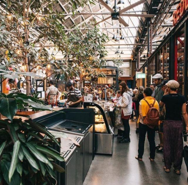 Tramsheds Growers Market