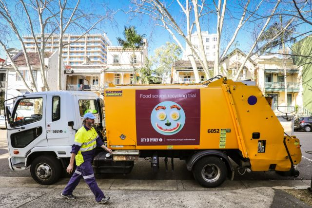 11,000 households are taking part in our food waste recycling trial