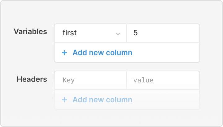 Easily build custom applications on the Google Sheets API