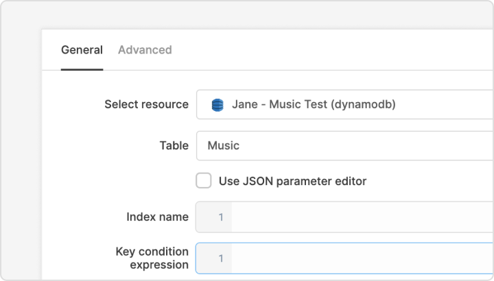 Connect to DynamoDB in minutes