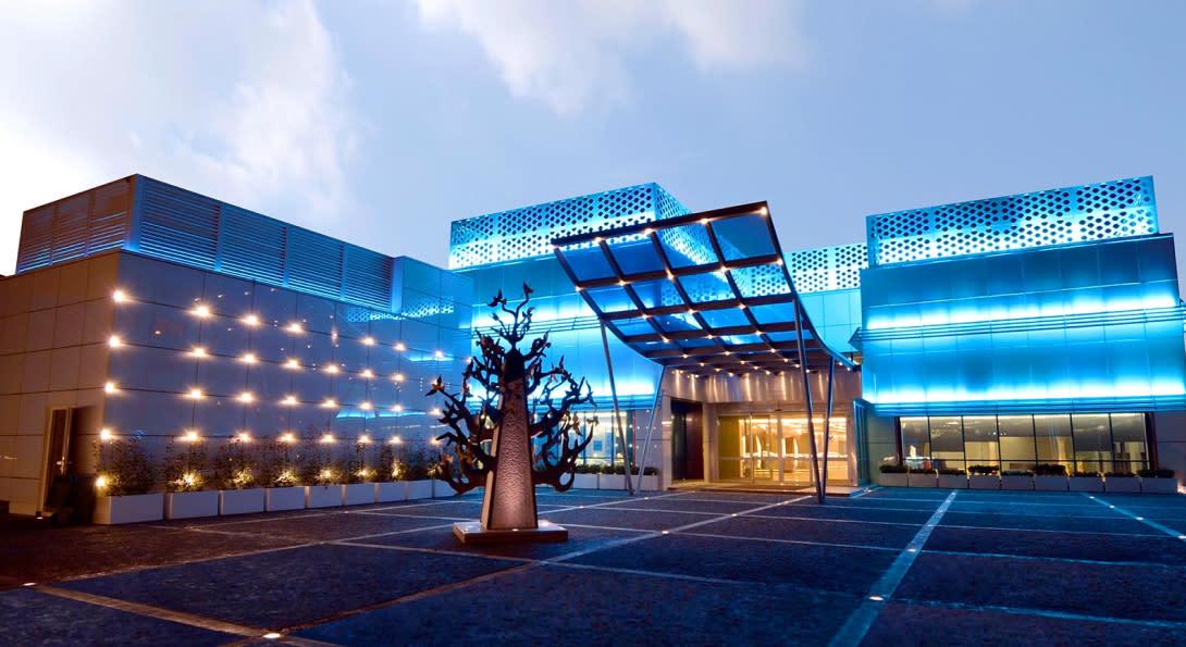 Liv Hospital in Istanbul, Turkey