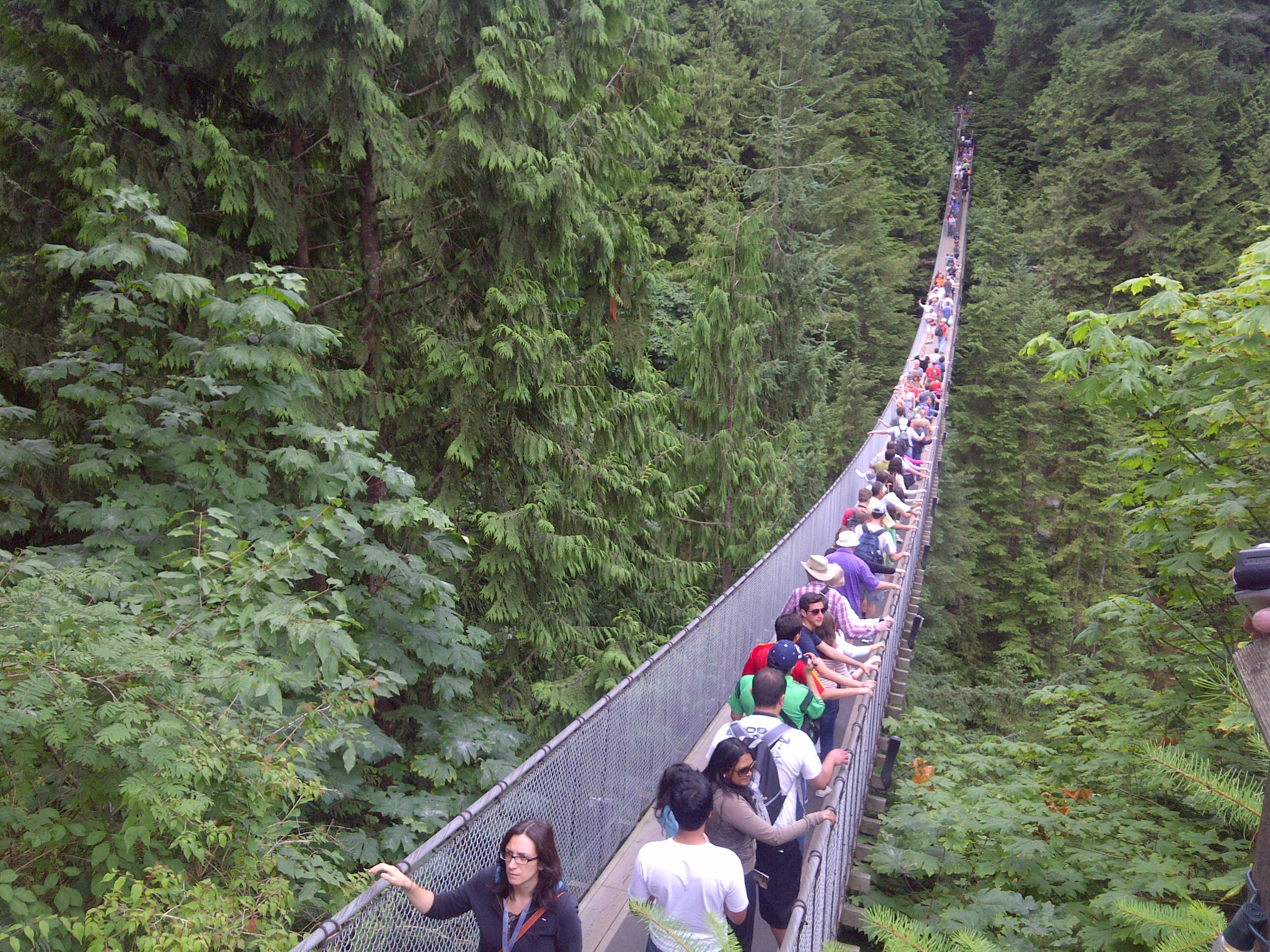 Lynn Valley Bridge