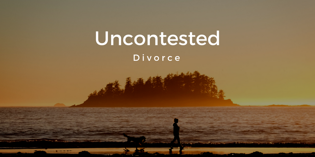 Uncontested Divorce in Vancouver, B.C.