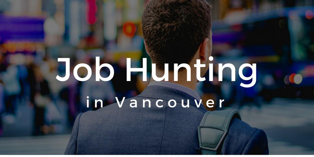 Hunting in vancouver job hunting in vancouver solutioingenieria Choice Image