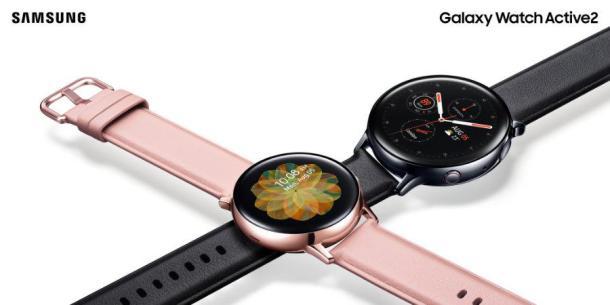 Die Galaxy Watch Active 2